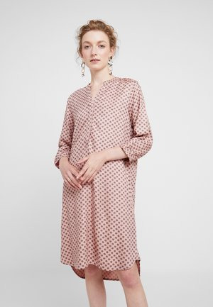 CALLA - Shirt dress - rose