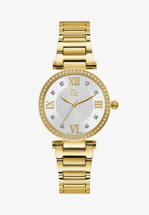 Watch - yellow gold