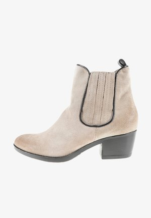 Classic ankle boots - opale