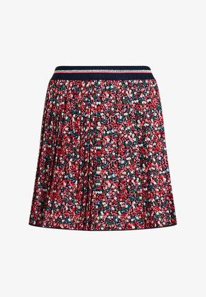 MET BLOEMENDESSIN - A-line skirt - pink