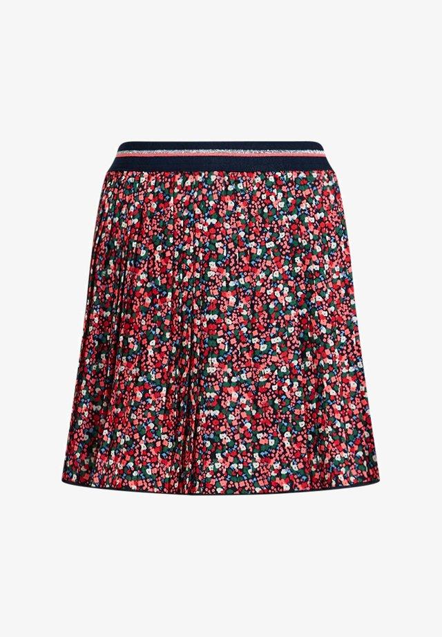 MET BLOEMENDESSIN - A-snit nederdel/ A-formede nederdele - pink