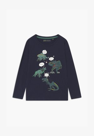 SMALL BOYS - Langærmede T-shirts - navy blazer