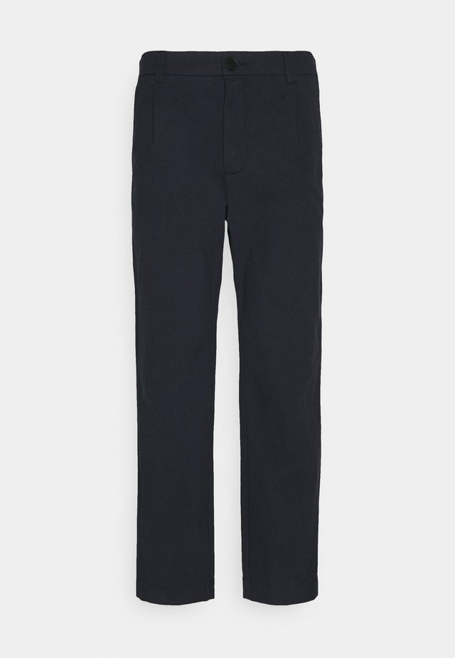FARO - Kalhoty - navy blazer