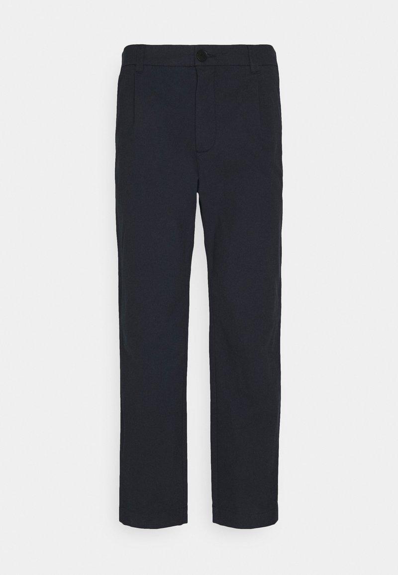 Minimum - FARO - Tygbyxor - navy blazer