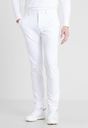MEN IKE PANT - Trousers - white