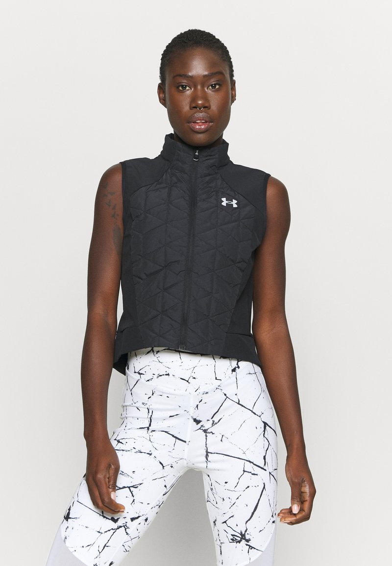 Under Armour - REACTOR RUN VEST - Vesta - black