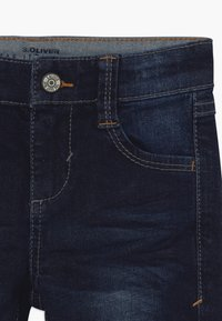 s.Oliver - Slim fit jeans - blue denim - 3