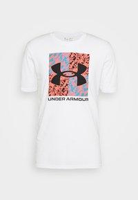 Under Armour - Sports shirt - onyx white - 3