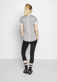 ODLO - ELEMENT - 3/4 sports trousers - black - 2