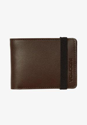 HALFSTONE LTH 2F WLT - Wallet - brown