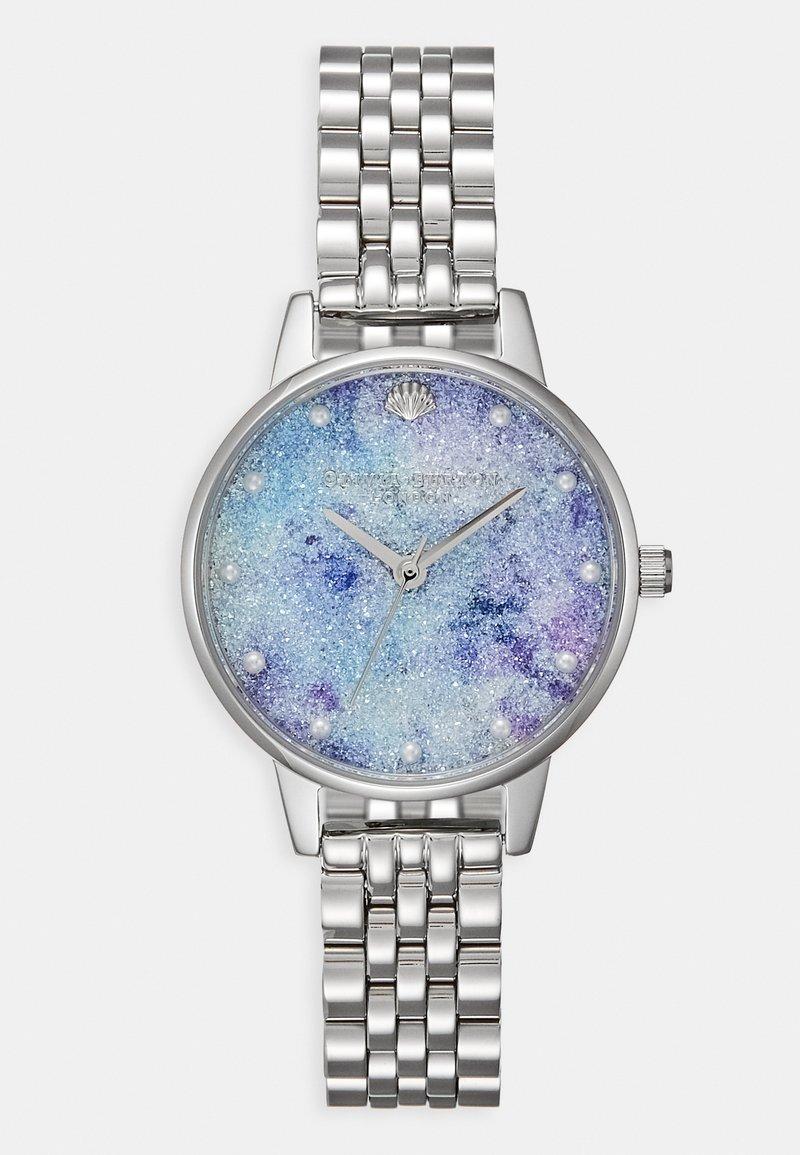 Olivia Burton - UNDER THE SEA - Watch - silver-coloured