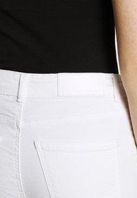 Noisy May - NMLUCY  - Skinny džíny - bright white - 4