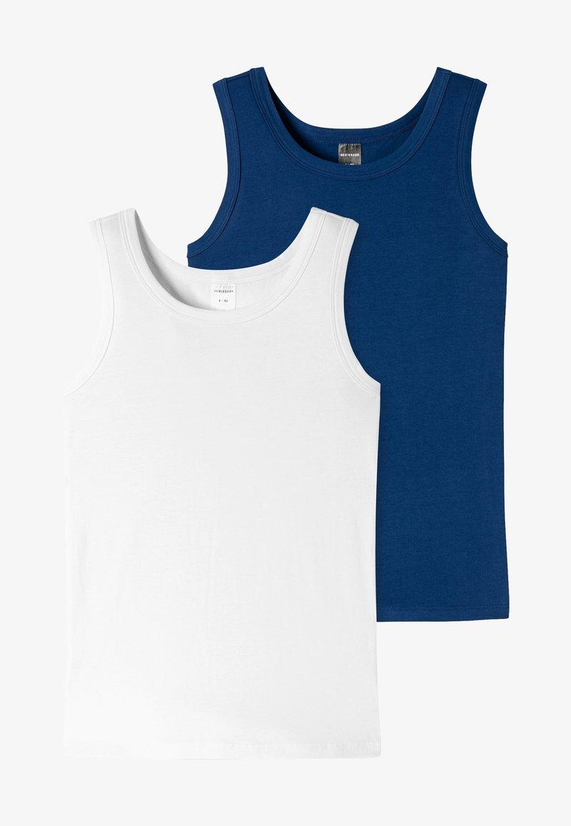 Schiesser - 2 PACK - Undershirt - sonstige