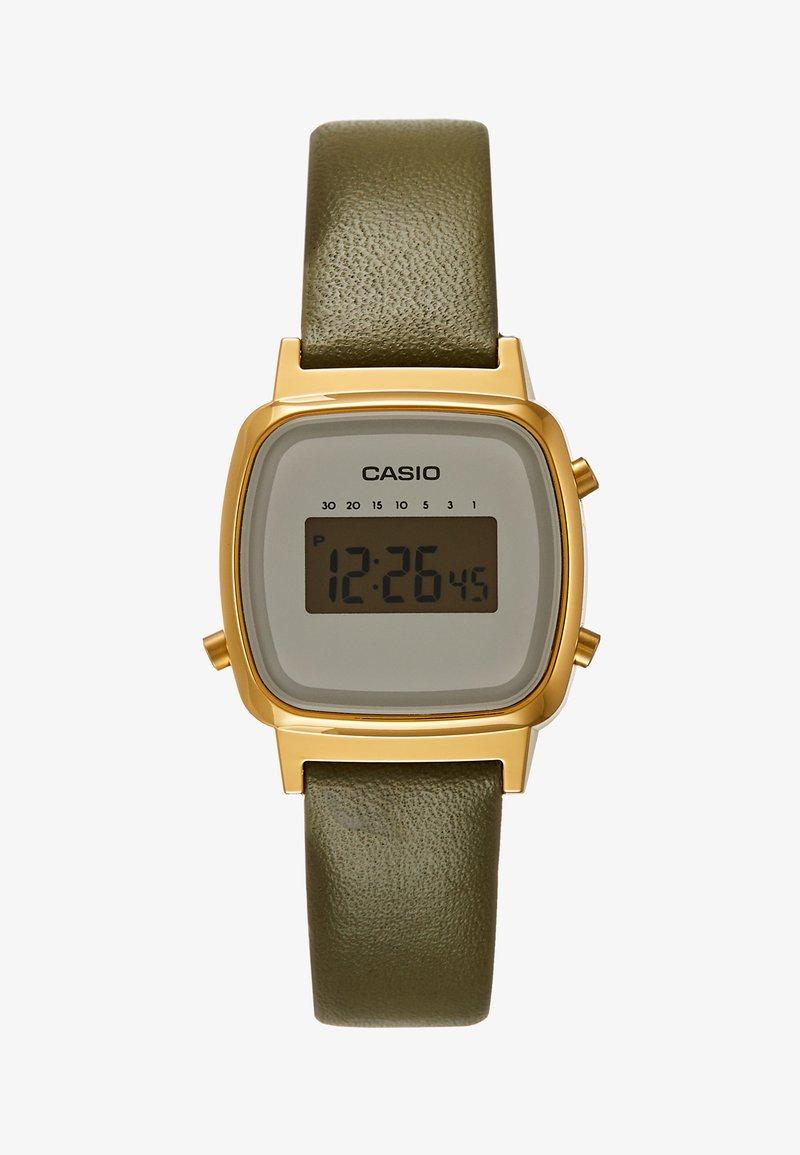 Casio - Digitalure - green