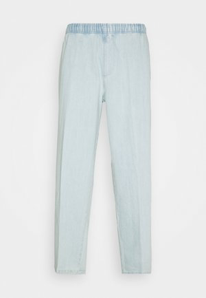 EASY BIG BOY PANT - Džíny Relaxed Fit - light indigo