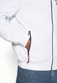 Tommy Jeans - PADDED JACKET - Light jacket - white - 5