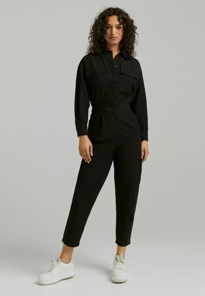 LANGER UTILITY - Jumpsuit - black