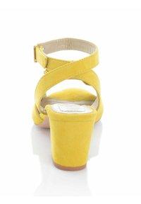 Alba Moda - Sandals - gelb - 4