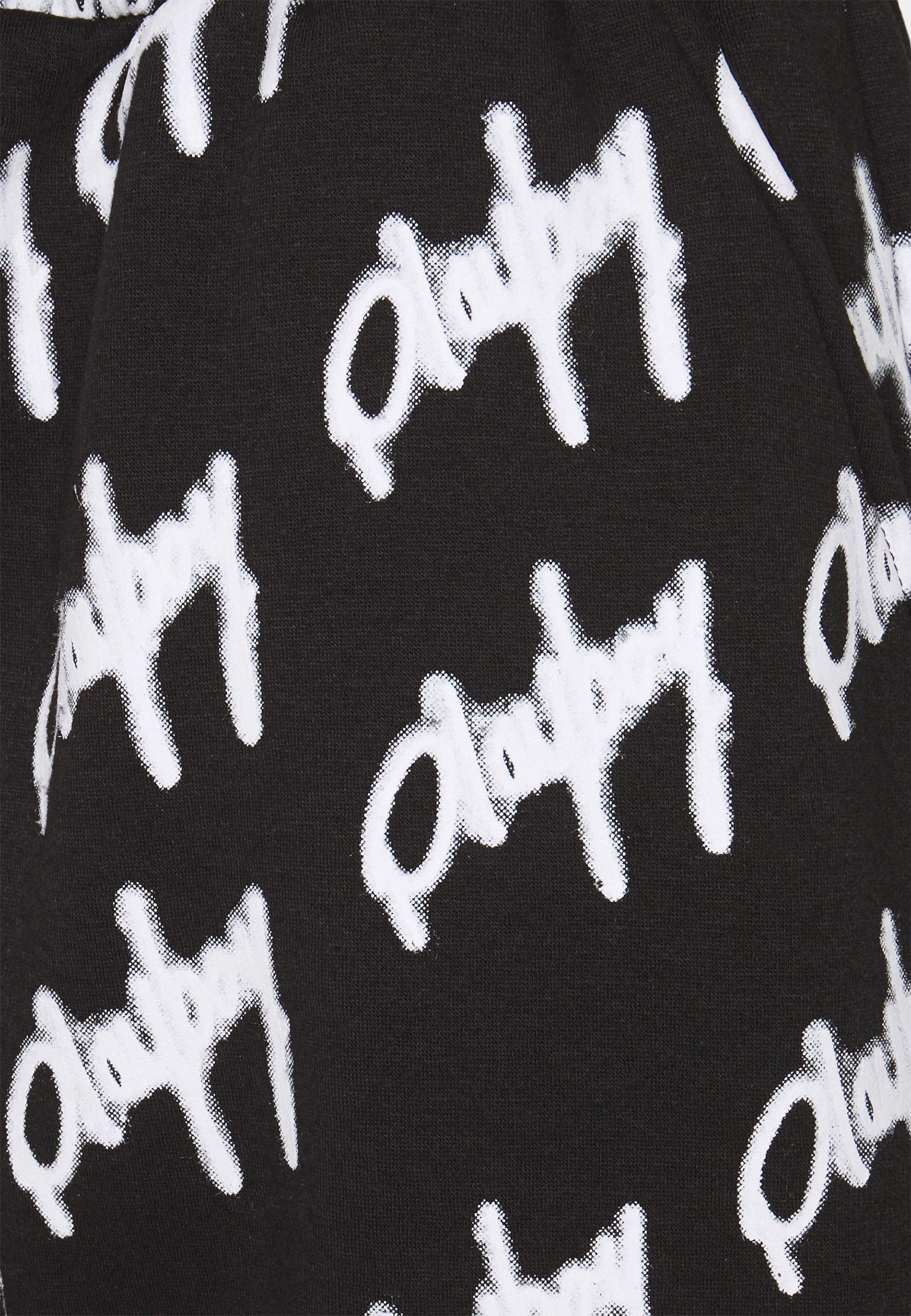 Women PLAYBOY GRAFFIFTI JOGGER - Tracksuit bottoms