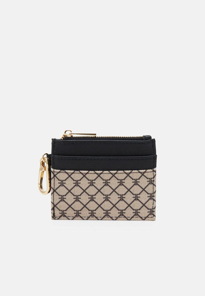 Even&Odd - Wallet - black/beige