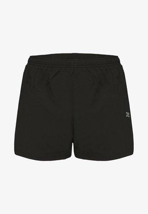 LUBI - Sports shorts - black
