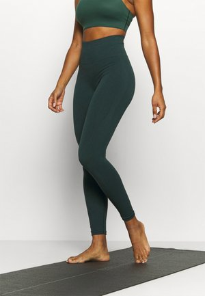 SEAMLESS 7/8 - Tights - pro green