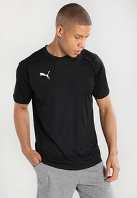 Puma - LIGA  - Sports shirt - puma black/puma white - 0
