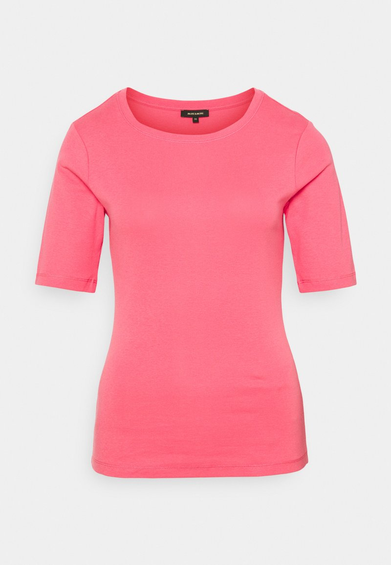 More & More - T-shirt basic - pink berry
