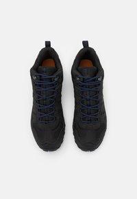 Merrell - ACCENTOR SPORT MID GTX - Chaussures de marche - black/sodalite - 3