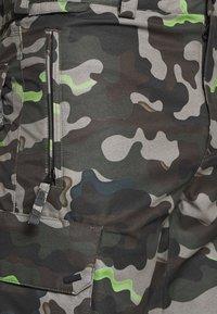 Volcom - HUNTER PANT - Snow pants - olive - 5