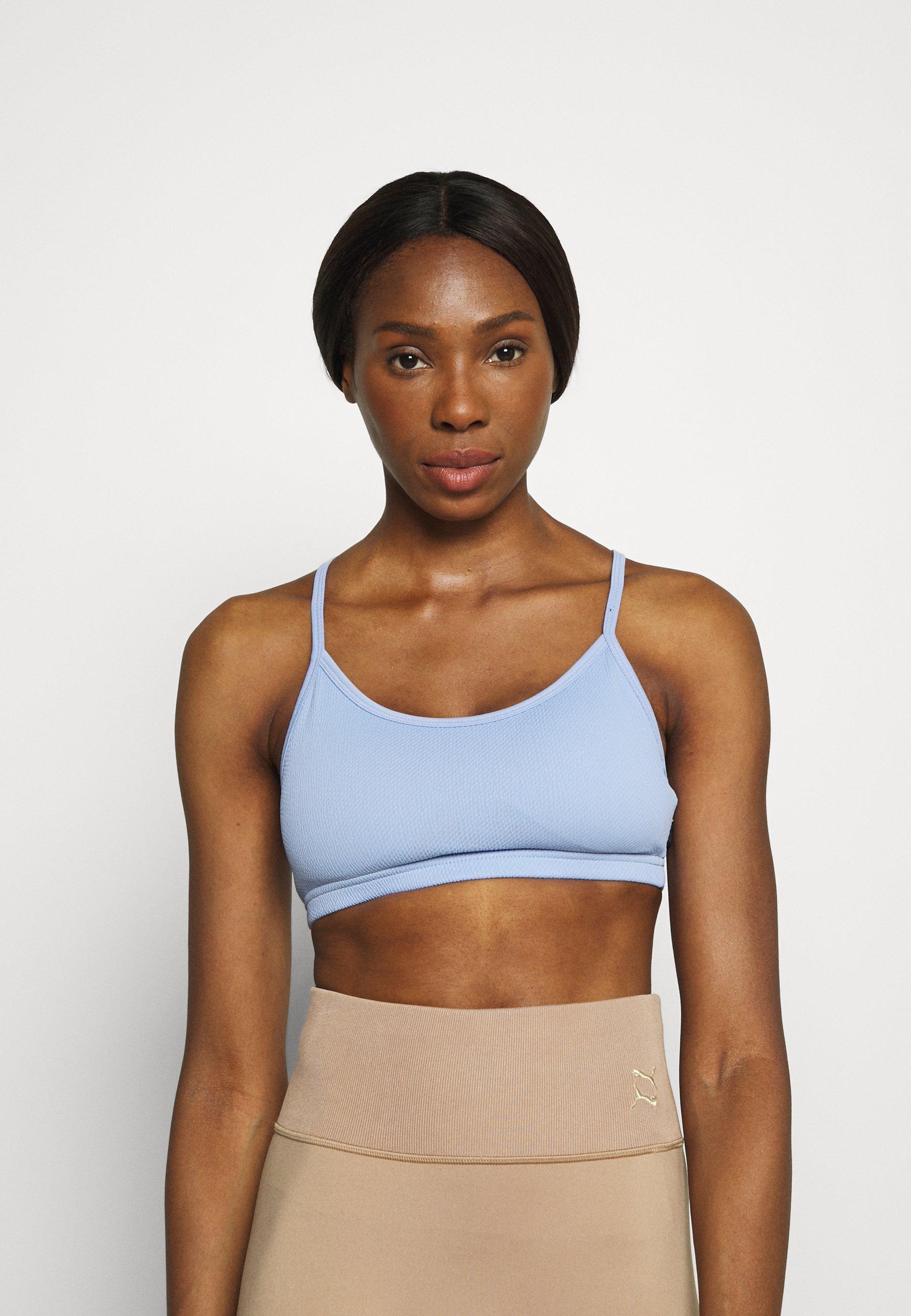 Women WORKOUT YOGA CROP - Light support sports bra