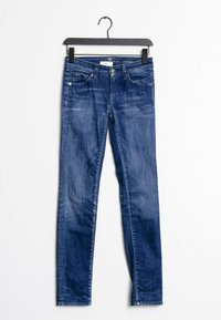 7 for all mankind - Straight leg jeans - blue - 0