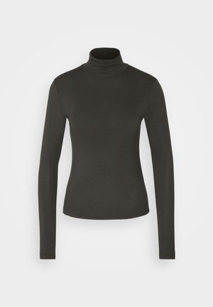 ONLLELA LIFE ROLLNECK - Long sleeved top - rosin