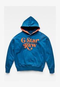 G-Star - UNISEX FOXY HDD SW - Hoodie - bhashor sweat r galaxy fisher - 5