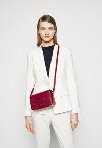 MAX&Co. - FLAP - Handbag - purple - 1