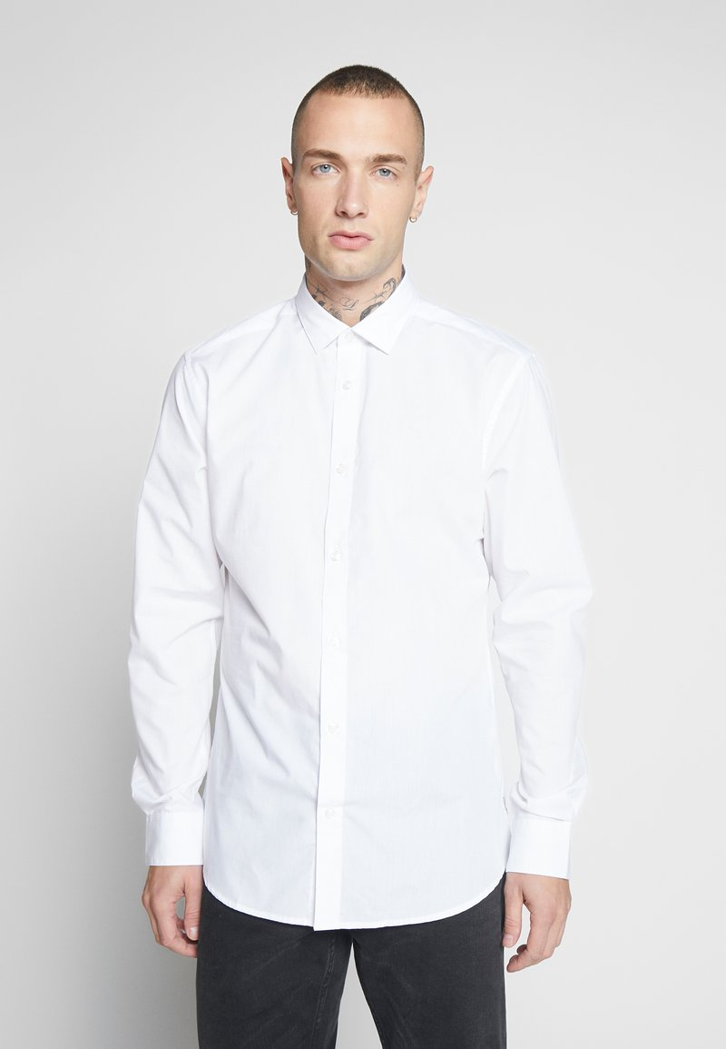 Only & Sons - ONSSANE SOLID POPLIN - Shirt - white