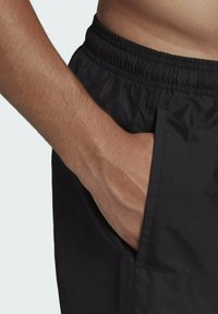 adidas Performance - SOLID CLASSICS SL PRIMEGREEN SWIM SHORTS - Swimming shorts - black - 3