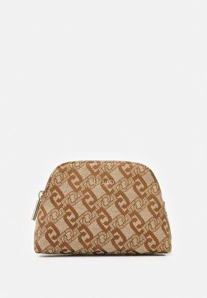 S BEAUTY - Wash bag - tortoise shell