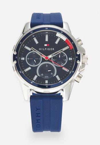 MASON - Watch - blue