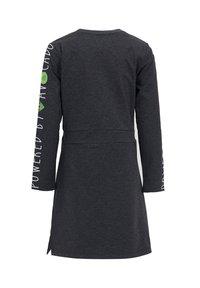 DeFacto - Sukienka z dżerseju - anthracite - 1
