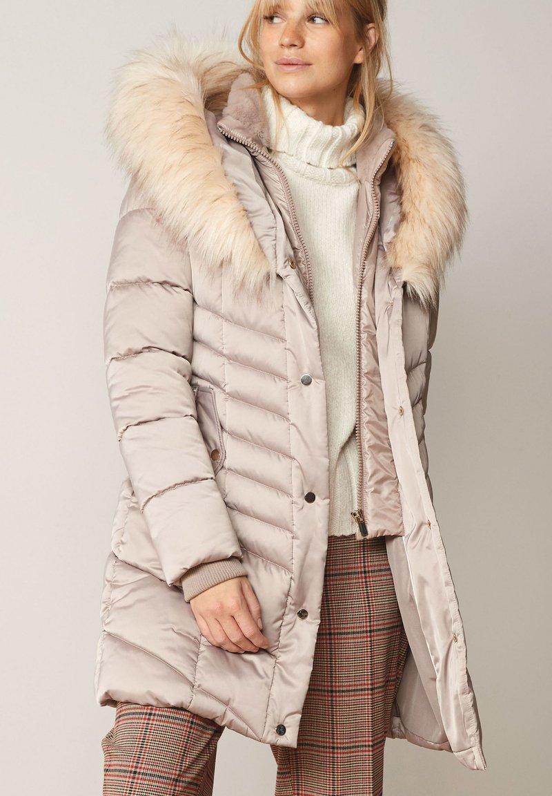 Next - Winter coat - off-white