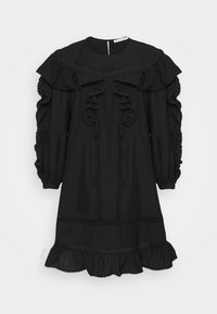 Rebecca Minkoff - IZZIE DRESS - Day dress - black - 0