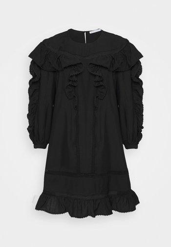 IZZIE DRESS - Day dress - black