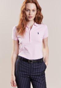 Polo Ralph Lauren - Koszulka polo - country club pink/navy - 0