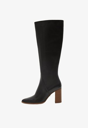 LAURENB - High heeled ankle boots - noir