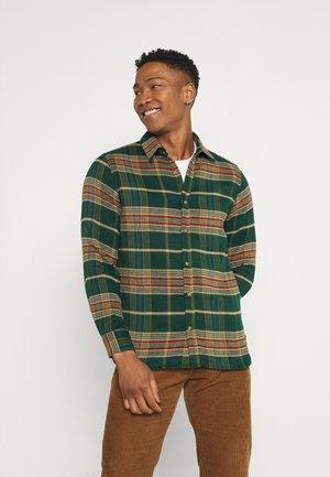 HIGHLIGHT CHECK - Skjorta - green