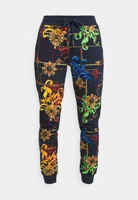 Carlo Colucci - Tracksuit bottoms - navy - 4