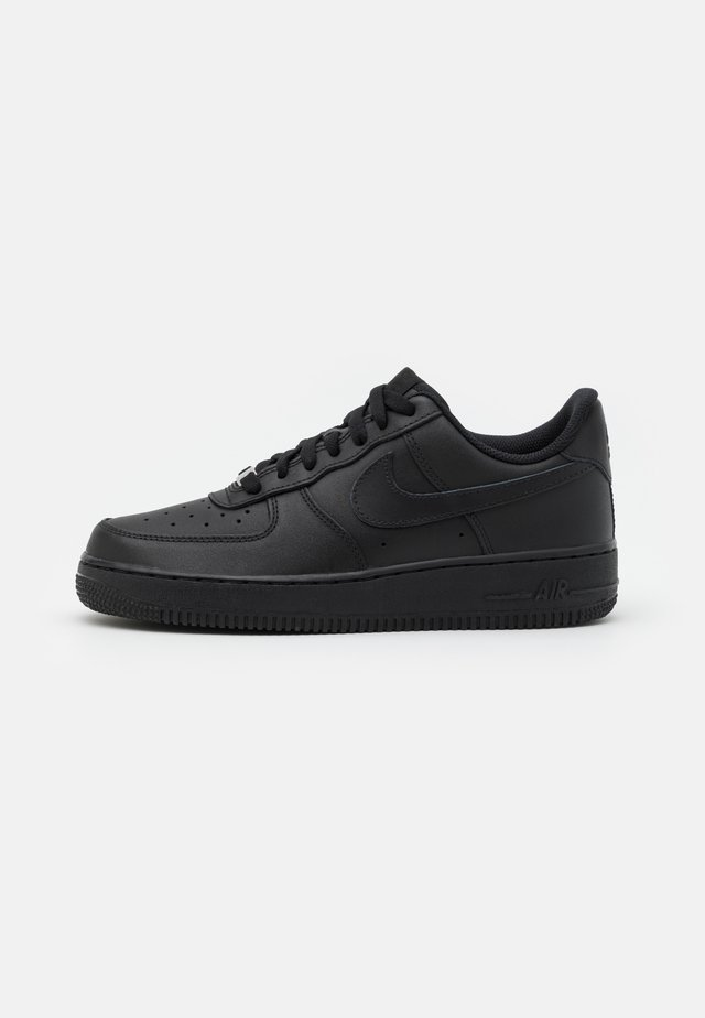 AIR FORCE 1 '07  - Sneakersy niskie - black