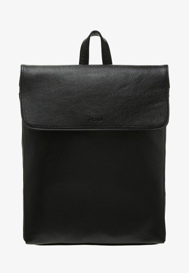 LUIS - Tagesrucksack - schwarz