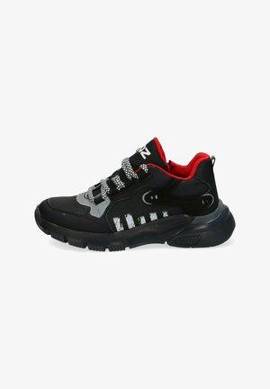 SNEAKERS GIO GENNA - Sneakers laag - zwart